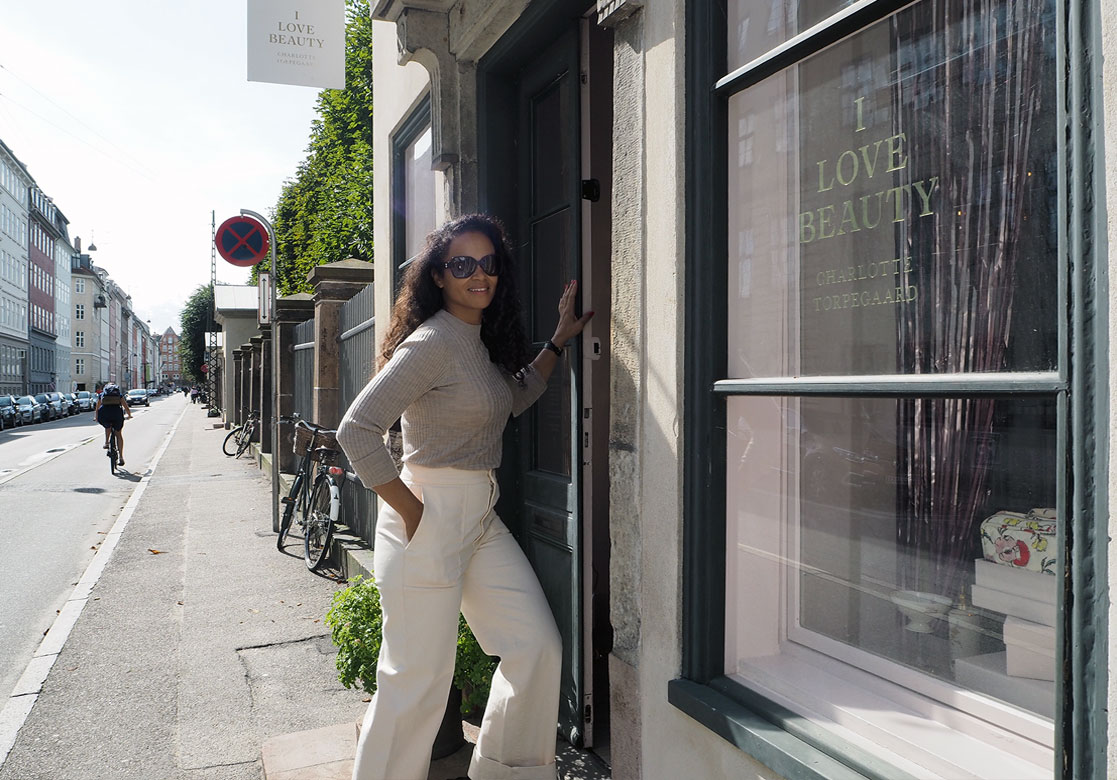 Butikken ILovebeauty i København